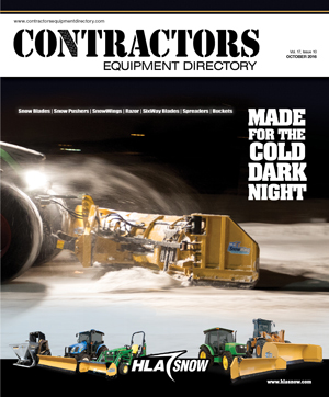 Read the latest issue of the Contractors Equipment Directory.