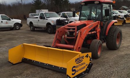 Pushing Productivity: R.M. Landscape's Rick Lemke Shares Tips for Snow Removal Success