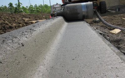 Concrete Curbing Machines Make Perfection Look Easy