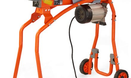 New Log Splitters Deliver Extra Features, No Extra Cost