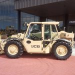 U.S. Army Places $142-Million New Year Order For JCB Machines