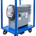 New, Ruggedly-Constructed 25 KVA Temporary Power Distribution System