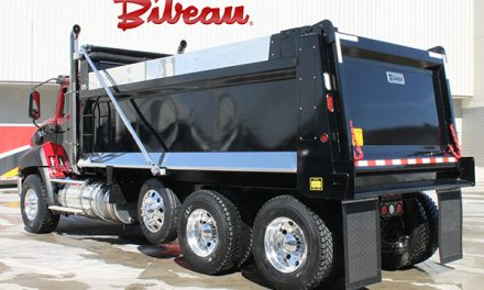 Aspen Equipment Partners With Bibeau® Dump Bodies