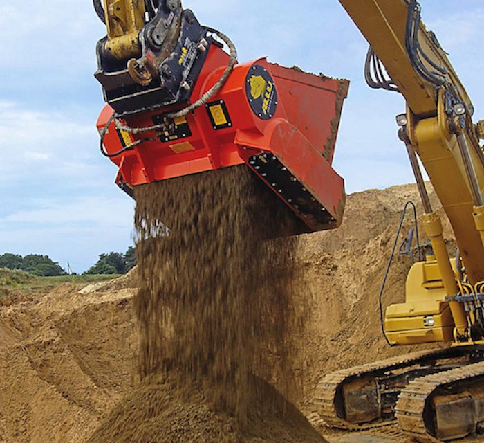 Screener Crushers Transforms Waste into Valuable Material