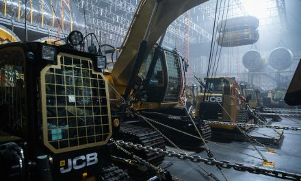 "Making an Appearance on the Big Screen: JCB Machines Featured in New ""Alien"" Movie"