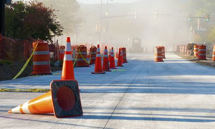 44% of Road Contractors Report Having Cars Crash Into Their Projects, New Highway Work Zone Safety Effort Launched in Response