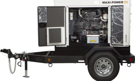 Mobile Generator Can Maximize the Power of Your Jobsite