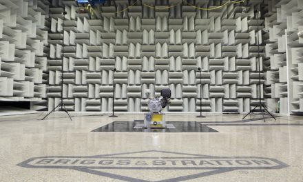 New Noise, Vibration And Harshness Lab Will Help Engineers Create Better Equipment