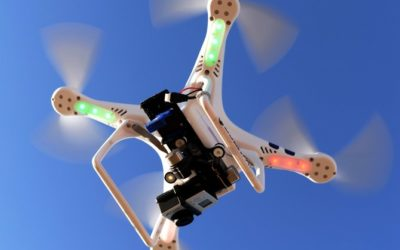 Safety System for Runaway Drones Developed by NASA