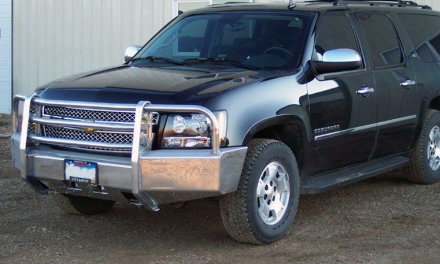 Lifetime Warranty Now Available for All-Aluminum Collision Bumper