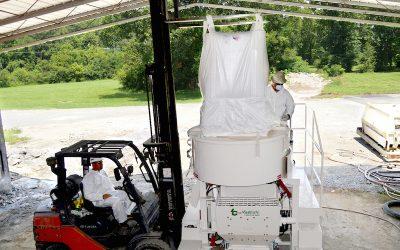 Blastcrete Equipment Company Offers Solution to OSHA's New Regulations