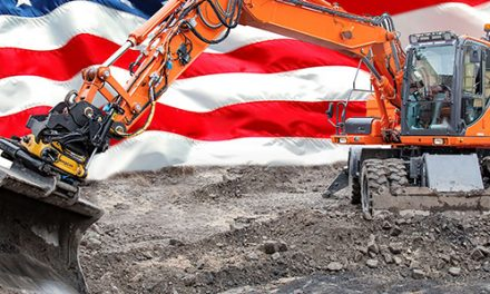 engcon streamlines digging in the United States