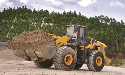 New H-Series and E-Series Tier 4 Final Machines Launched by LiuGong