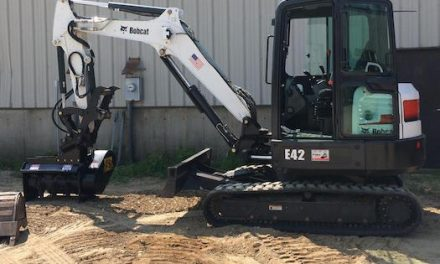Turn Your Mini Excavator Into a Mulching Machine