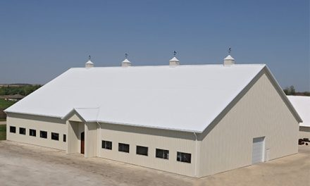 No Wasted Space in ClearSpan™ Metal Buildings