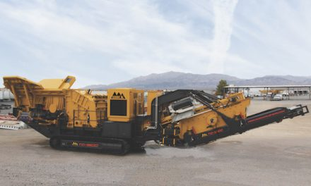 Closed-Circuit Crushing Plant Ideal for Small to Medium Contractors