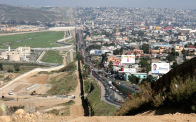 Border Wall Prototypes Will Be Built by September
