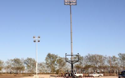 New LED Megatower Deploys Over 1,200,000 Lumens of Intense Light