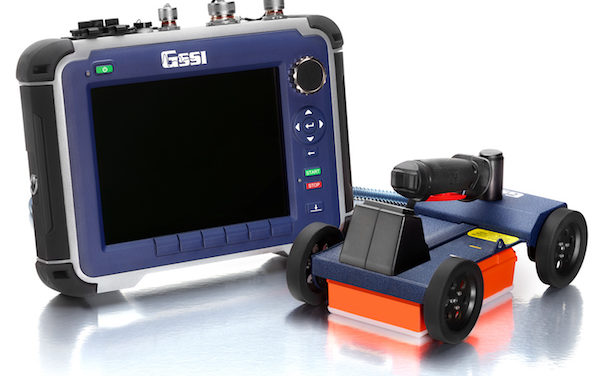 New GPR System for Concrete Inspection and Analysis